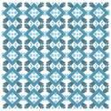 Paño de microfibras visio-rx diseño diamante azul