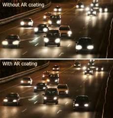 deslumbramiento trafico nocturno