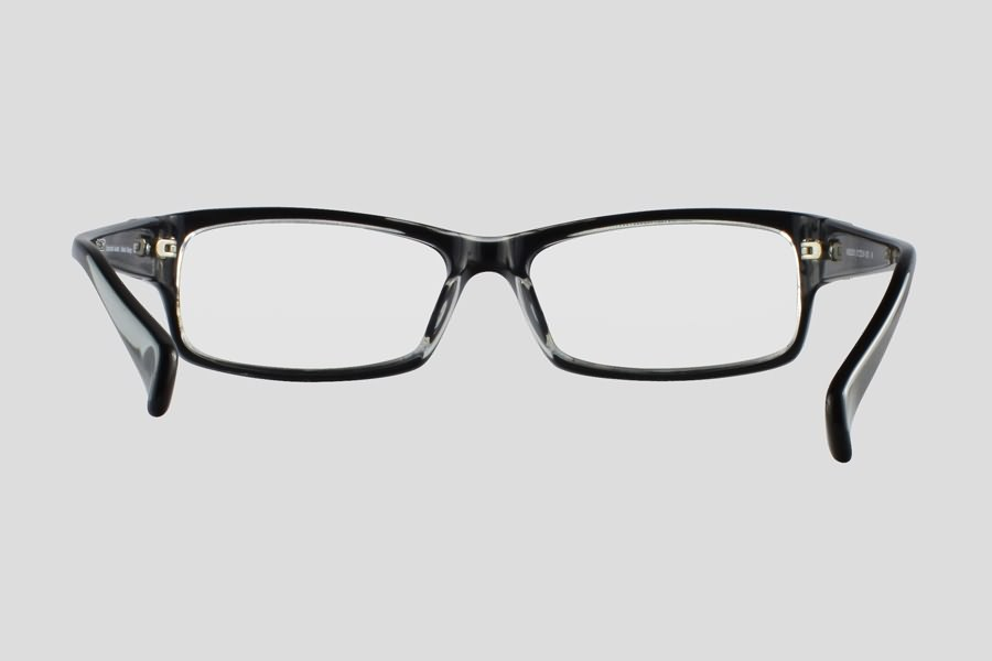 Glasses: Baltimore Reor in the color(s): Black,Clear ...