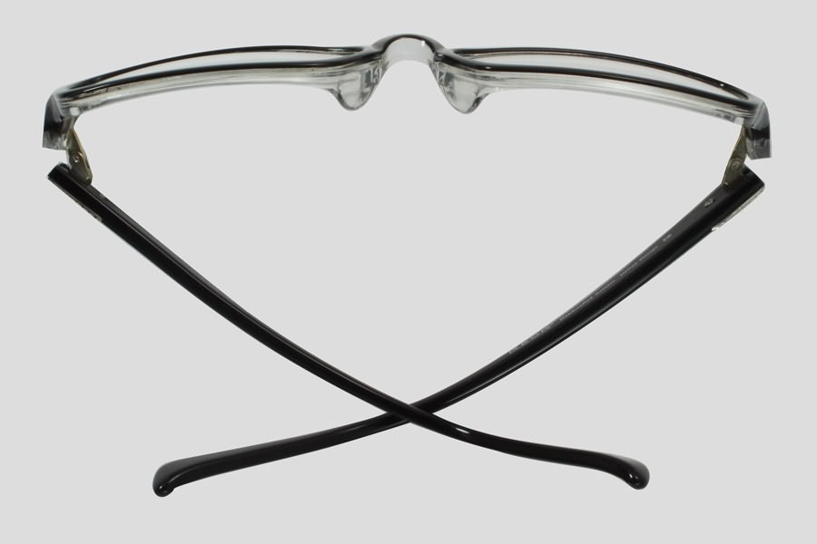 Eyeglass Frames Baltimore : Glasses: Baltimore Reor in the color(s): Black,Clear ...