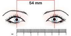 pupillary distance (pd)