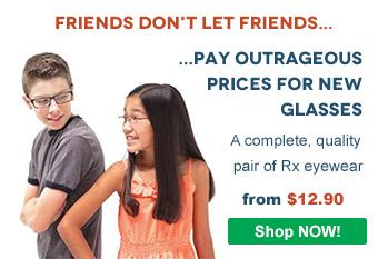 c3fc437783 Poorly Adjusted Glasses - Buy Prescription Glasses Online - Visio-Rx