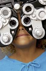 badanie oczu dziecka