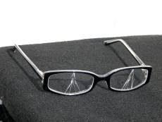 cracked glasses