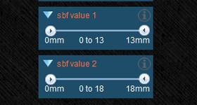search glasses with SBF values