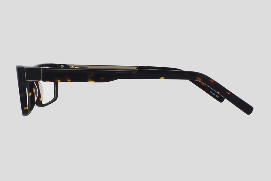 Glasses: Tucson Reor in the color(s): Gold,Tortoise. F10 ...