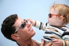 dad baby sunglasses